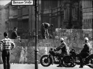 GERMANY-POLITICS-HISTORY-BERLIN WALL